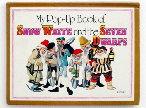My Pop-up Book of Snow White and the Seven Dwarfs