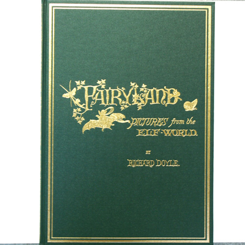 IN FAIRY LAND-Richard Doyle(1987년 복간본(1870년))