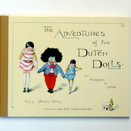 The Adventure of Two Dutch Dolls-Florence K. Upton(1987년 복간본(1895년 초판))