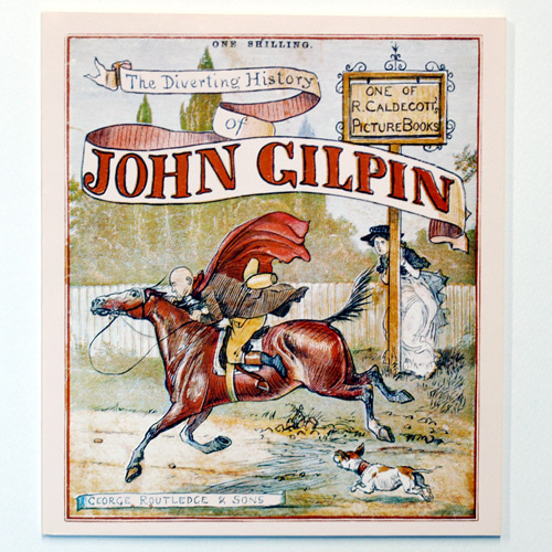 The Diverting History of John Gilpin-Randolph Caldecott(1987년 복간본(1880년))