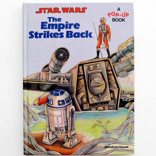 Star Wars The Empire Strikes Back: A Pop-Up Book