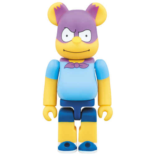 BE@RBRICK 100% The Simpsons BARTMAN
