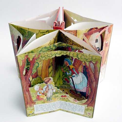 Hansel and Gretel Peepshow Books