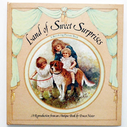 Land of Sweet Surprises-Ernest Nister