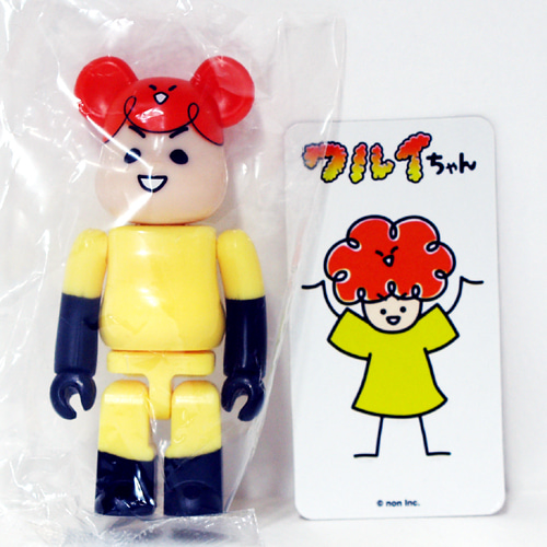 Be@rbrick Series35-ARTIST NON 와루이짱 2.08%