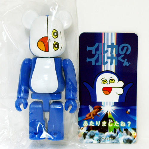 Be@rbrick Series35-ARTIST SECRET 이루카의 이루카쿤 2.08%