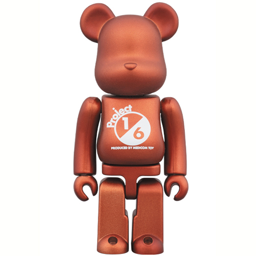 BE@RBRICK100% project1/6(SERIES35 Release campaign Special Edition)