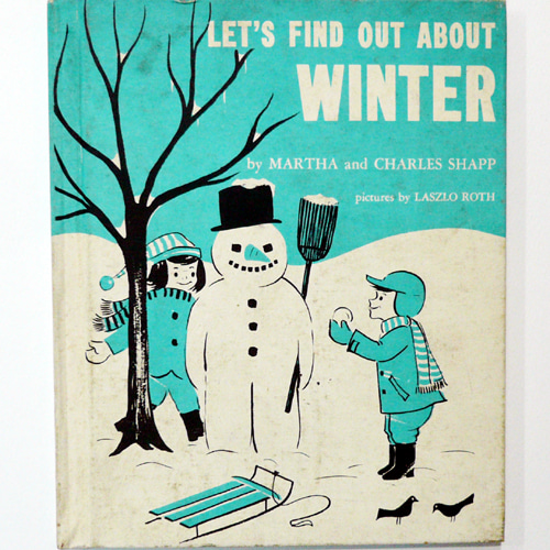 Let's Find Out About WINTER