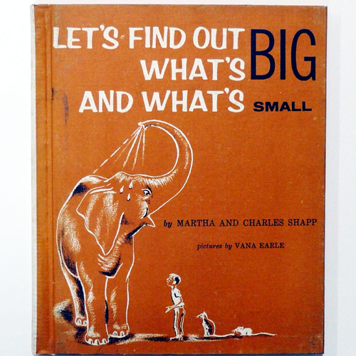 Let's Find Out WHAT'S BIG  AND WHAT'S SMALL