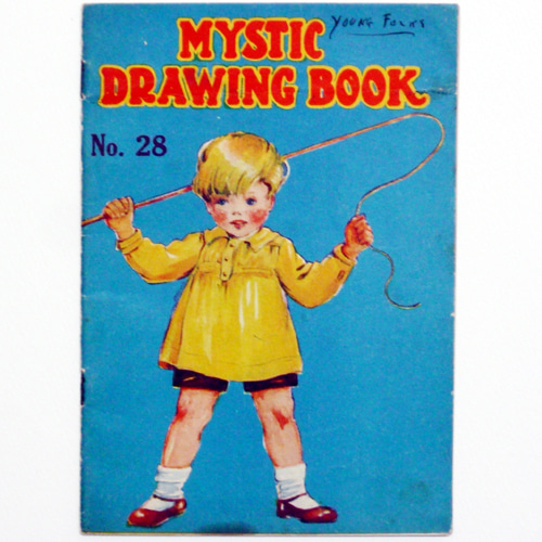 Mystic Drawing Book