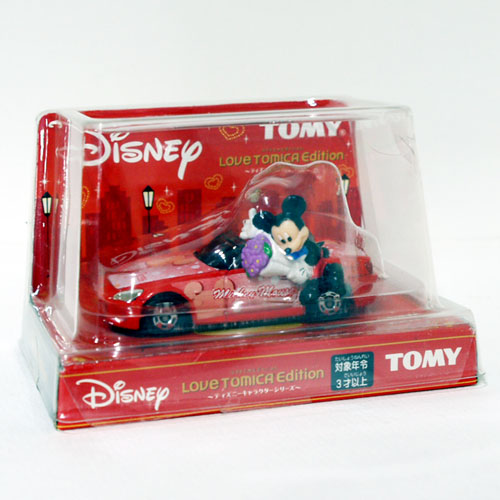 DISNEY LOVE TOMICA EDITION 디즈니 러브 토미카
