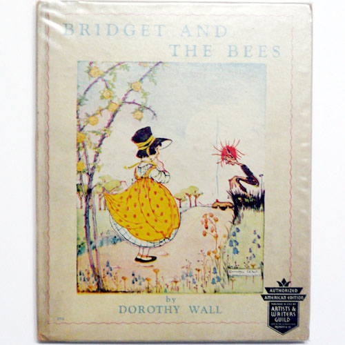 Bridget and the bees-Dorothy Wall(1935년 초판본)
