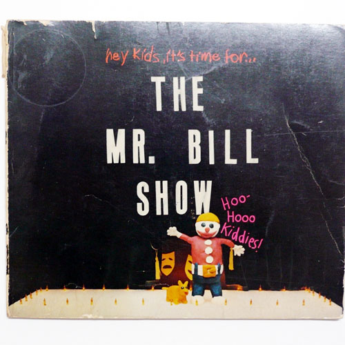 The Mr. Bill Show-Walter Williams