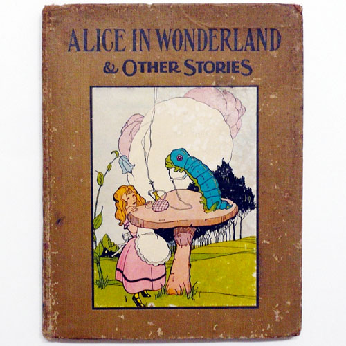ALICE INWONDERLAND & OTHER STORIES