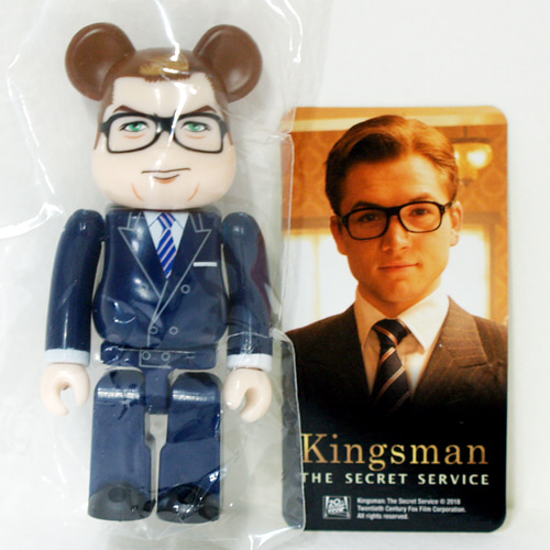 Be@rbrick Series36-HERO SECRET Kingsman