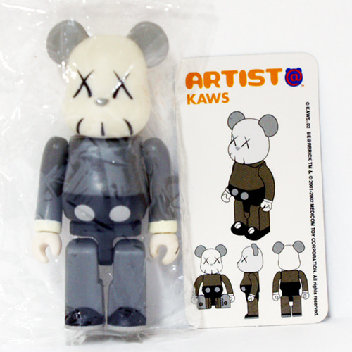 Be@rbrick Series4-ARTIST KAWS 1.04%