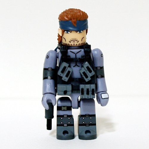 METAL GEAR SOLID 2-SOLID SNAKE 개봉