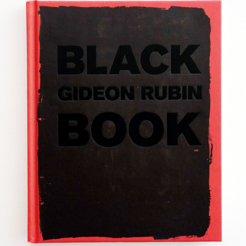 BLACK BOOK-Gideon Rubin