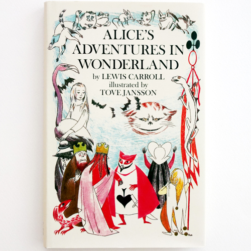 Alice's Adventures in Wonderland-Tove Jansson