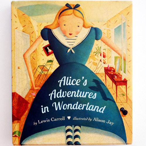Alice in Wonderland-Alison Jay