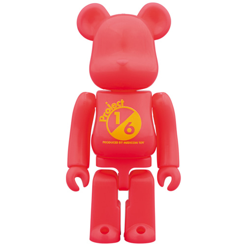 BE@RBRICK100% project1/6(SERIES37 Release campaign Special Edition)