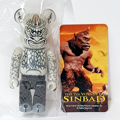 Be@rbrick Series37-SF SINBAD 4.16%