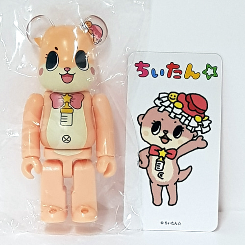 Be@rbrick Series37-ARTIST 치이탄(도색 불량)