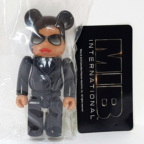 Be@rbrick Series38-HERO SECRET MIB 4.16%