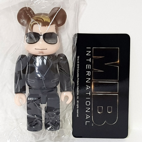 Be@rbrick Series38-HERO MIB