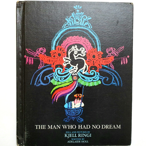 The Man Who Had No Dream-Kjell Ringi(1978년판(1969년 초판))