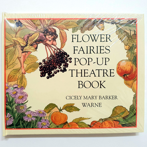 Flower Fairies Pop-up Theatre Book