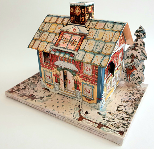 The Advent house: A christmas calender(1990년)