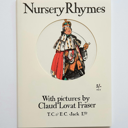NURSERY RHYMES-Claud Lovat Fraser(1996년 복간본(1919년 초판))