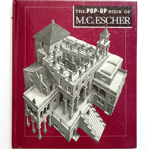 The Pop-Up Book of M.C. Escher(1991년 초판본)
