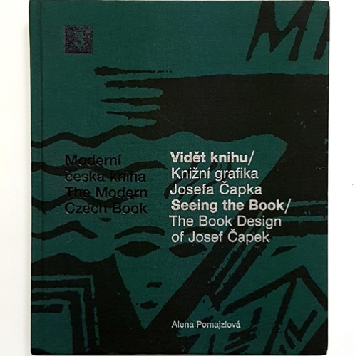 The Book Design of Josef Capek