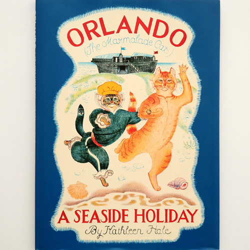 Orlando-A Seaside Holiday-Kathleen Hale(2010년대 복간본(1952년 초판))
