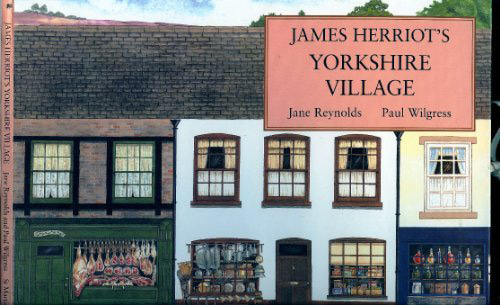 James Herriots Yorkshire Village(1995년 초판본)