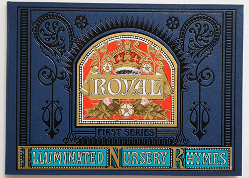 THE ROYAL ILLUMINATED BOOK OF NURSERY RHYMES(1996년 복간본(1872년 초판))