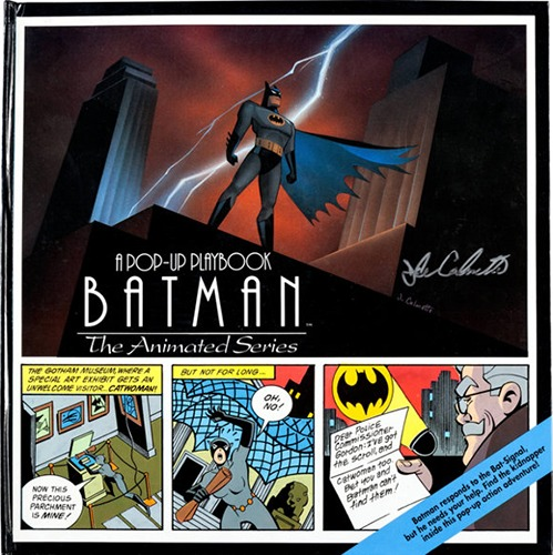 Batman: A Pop-Up Playbook(1994년 초판본)