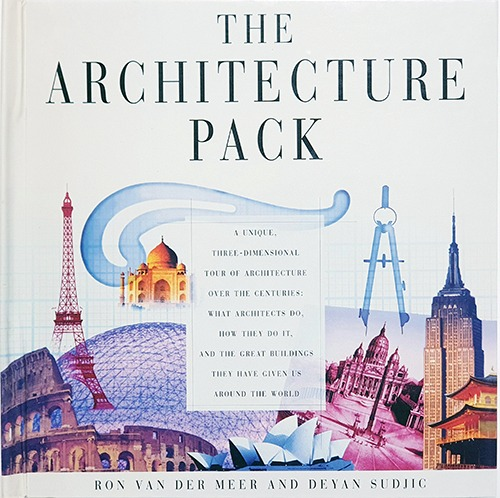 The Architecture Pack pop up book(1997년 초판본)