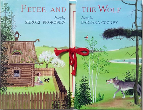 Peter and the Wolf(1986년 초판)