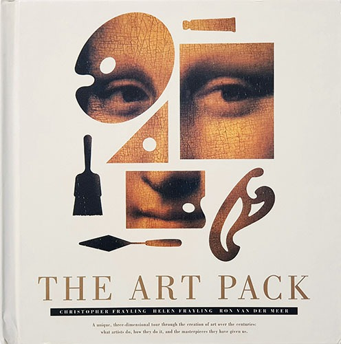 The Art Pack-Ron Van Der Meer(1992년 초판본)