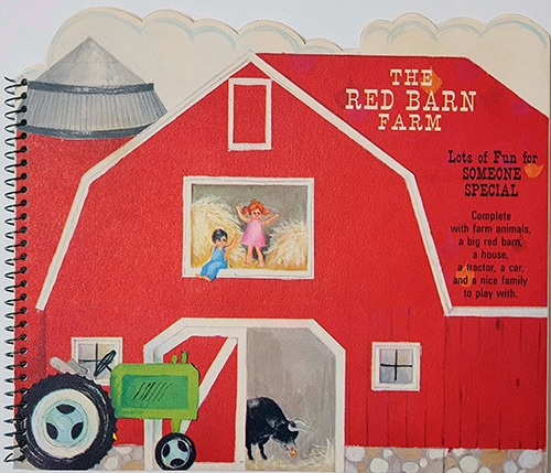 The Red Barn Farm(1960년대 초판본)