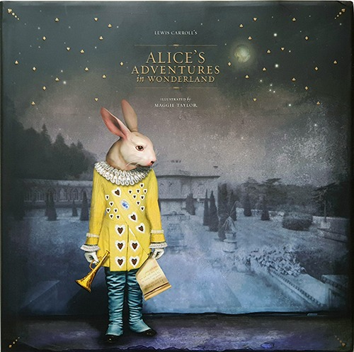 Maggie Taylor-Alice's Adventures In Wonderland(2008년 초판본)