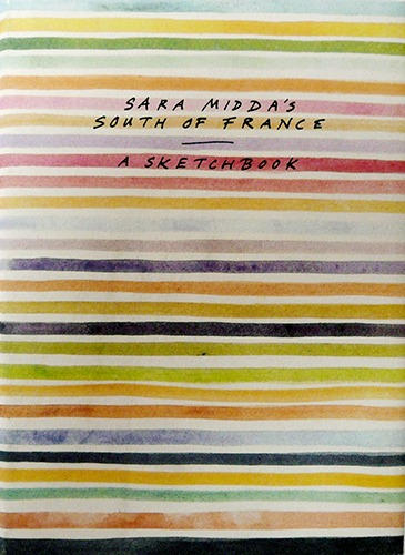 Sara Midda's South of France: A Sketch Book(1990년대 일본판)