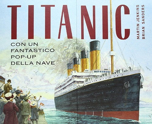 Titanic pop up book(2007년 초판본)