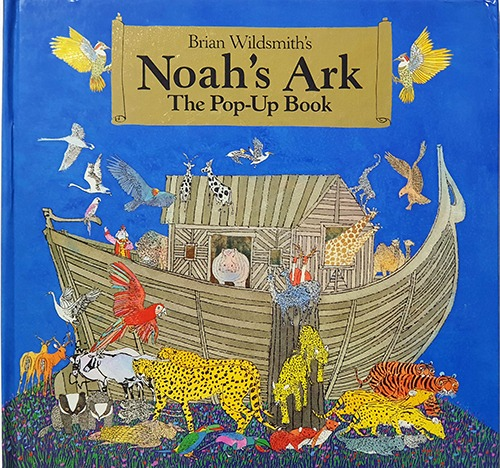 Noah's Ark Pop-up Book-Brian Wildsmith(1994년 초판본)