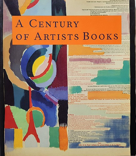 A Century of Artists Books-MoMA(1994년 Paperback 초판본)