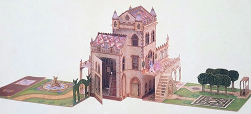 The Fairy-Tale Palace: A Pop-Up Book(1996년 초판본)