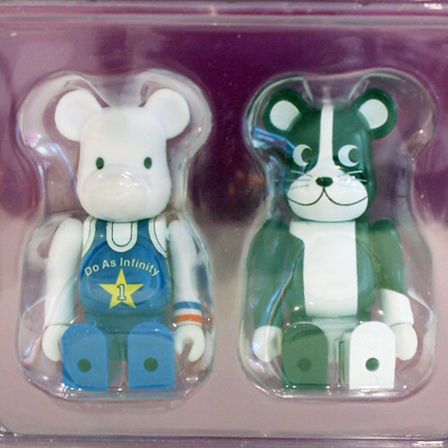 Be@rbrick 100% Do As Infinity